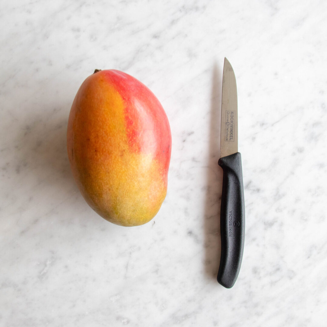 How to grow a mango from the seed inside the pit